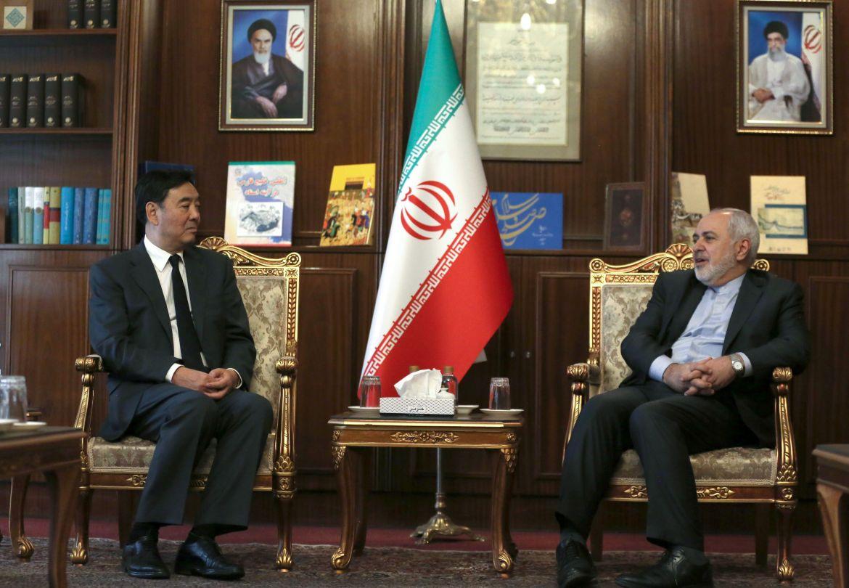 IRAN-CHINA-DIPLOMACY