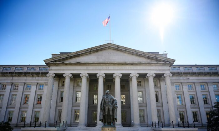 US Budget Deficit Hits All-Time High of https://img.theepochtimes.com/assets/uploads/2020/01/15/US-treasury-department-700x420.1 Trillion