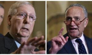 Senate Votes Against Dem Bill to Raise Debt Ceiling, Fund Govt