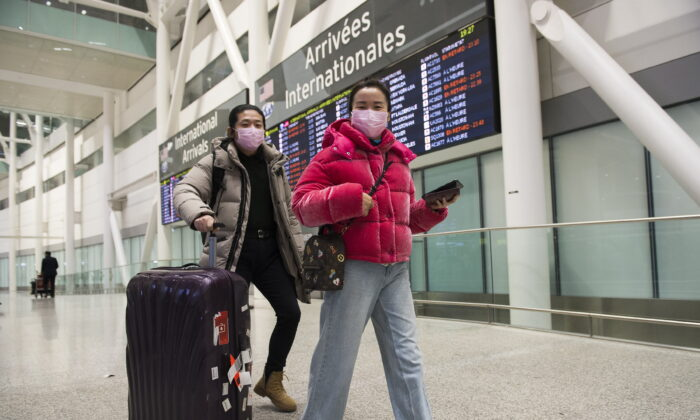 Man Who Flew to Toronto From China Is Canada's First Coronavirus Case