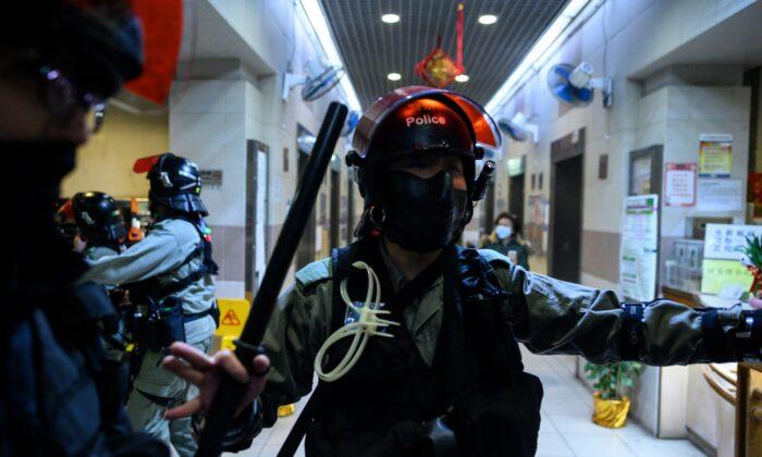 Small Suspected Homemade Bomb Explodes at Hong Kong Hospital, No Injuries