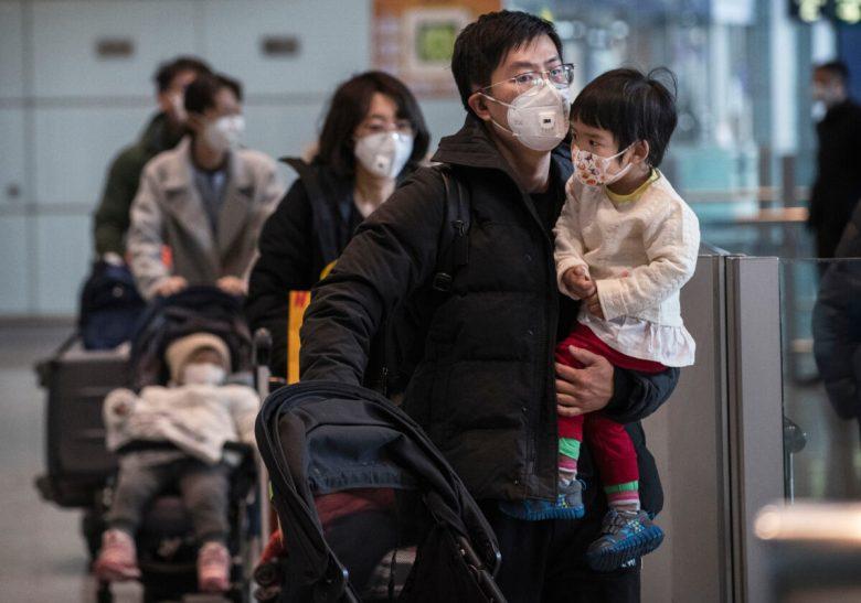 family virus china