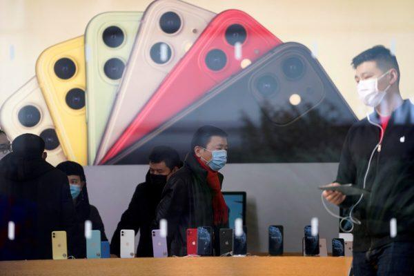 From Apple to Walt Disney Major US Companies Report Coronavirus Driving Down Profits
