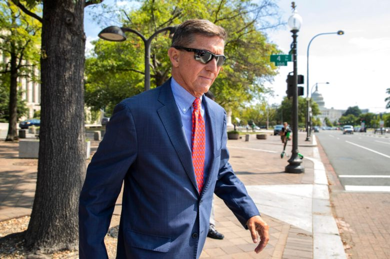 Michael Flynn, President Donald Trump's former national security adviser