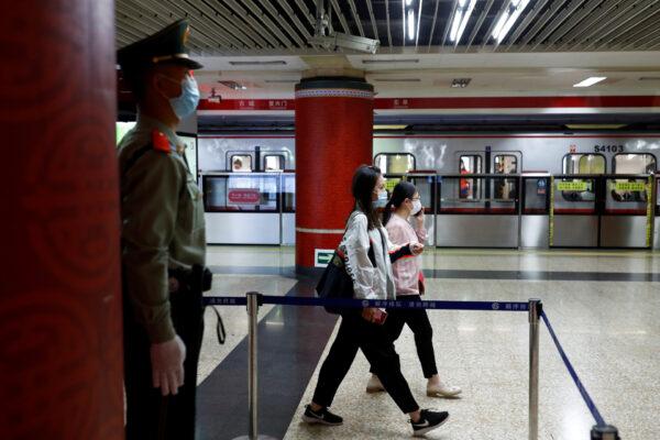 beijing china npc police