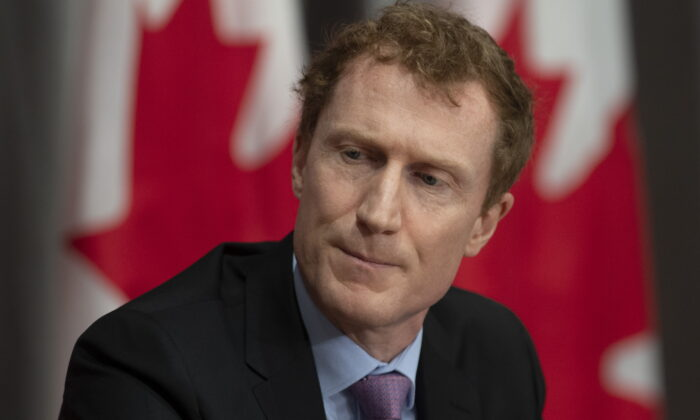 Minister Miller Outraged at Violence Against Indigenous People