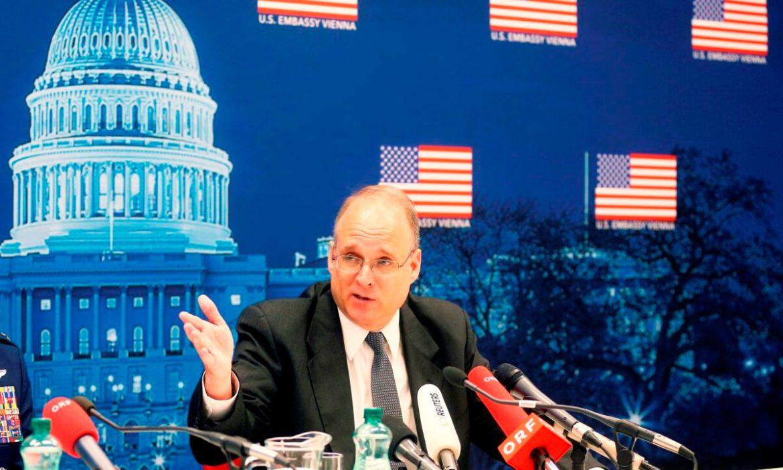 Marshal Billingslea new START Talks Vienna
