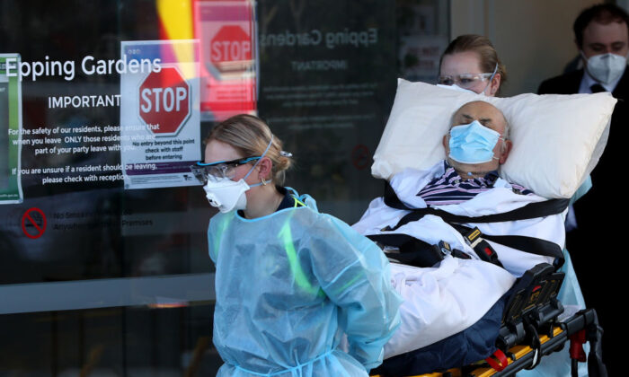 627 New Virus Cases, Eight Deaths and One in Four Not Isolating in Victoria on July 31