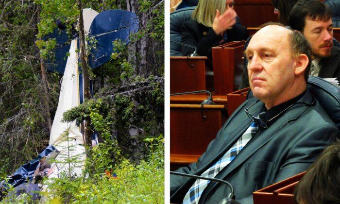 Planes Collide Midair in Alaska; GOP State Legislator, 6 Others Killed