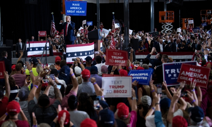 Biden Campaign Manager on Trump Rallies: 'People Will Die'