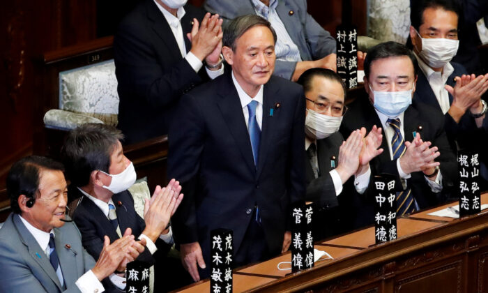 Yoshihide Suga Named Japan's Prime Minister, Succeeding Abe