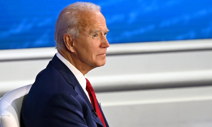 Biden Not Asked About Alleged Hunter Biden Emails During Town Hall