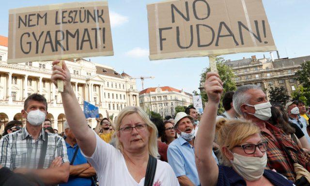 Hungary argument