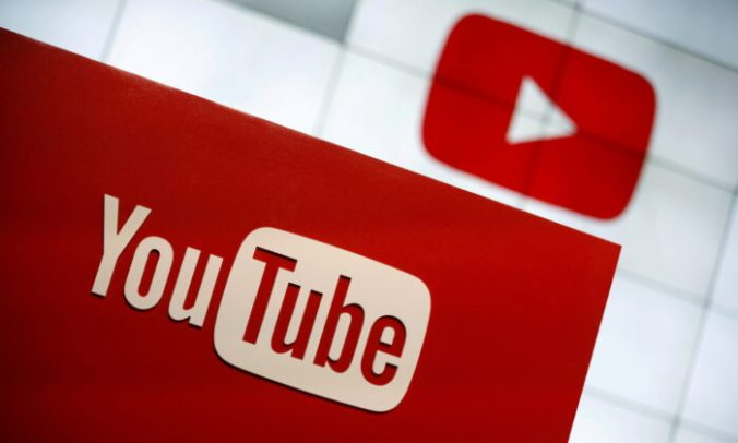 YouTube Space LA in Playa Del Rey, Los Angeles on Oct. 21, 2015. (Lucy Nicholson/Reuters)