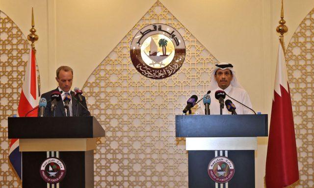 Dominique Rab Sheikh Mohammed bin Abdulrahman Al Thani