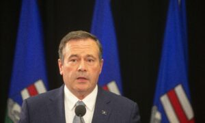 Alberta Sounds Battle Cry for Sovereignty