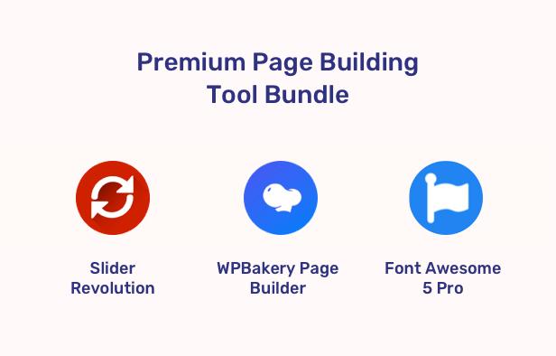 App Landing logiciel site WordPress-plugins Bundle