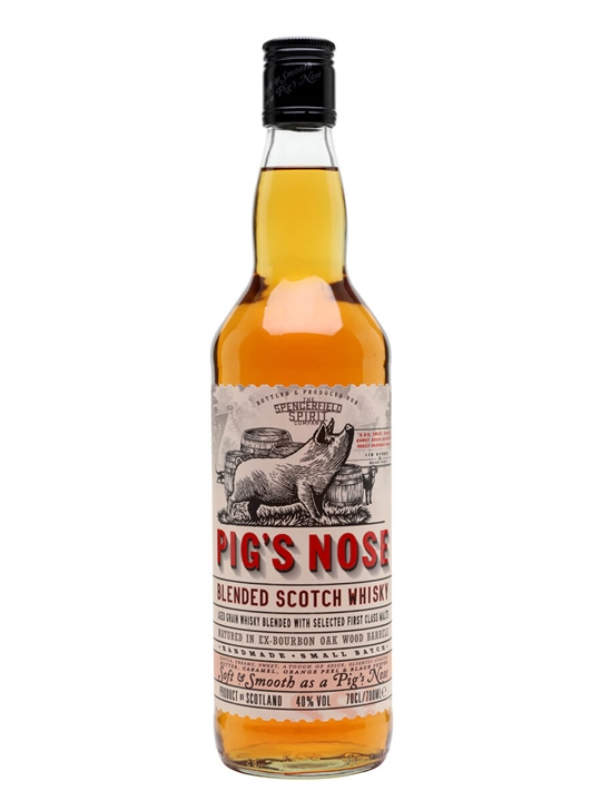 Pigs Nose 5 Year Old The Whisky Exchange