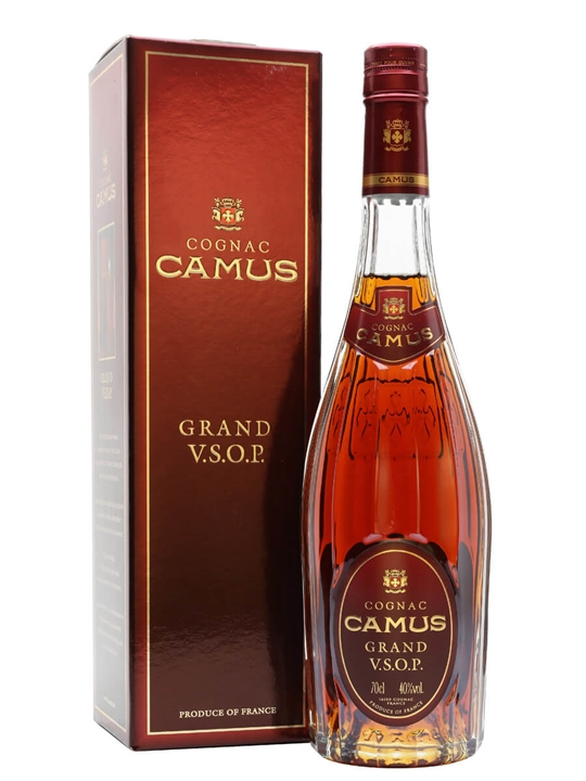 Camus Grand VSOP Cognac The Whisky Exchange