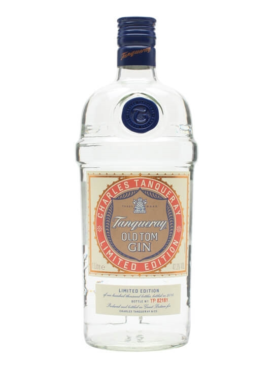 Tanqueray Old Tom Gin Litre Buy From The Whisky Exchange