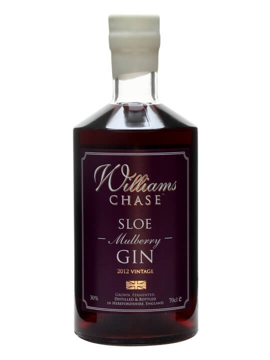 Williams Chase Sloe Mulberry Gin Liqueur The Whisky Exchange