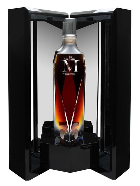 Macallan M Decanter 1824 Series 2016 Release Scotch