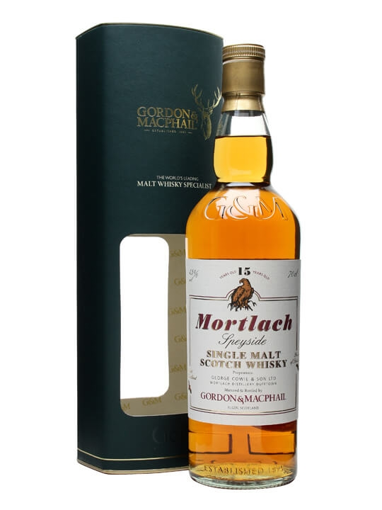 Mortlach 15 Year Old Gordon Amp Macphail Scotch Whisky