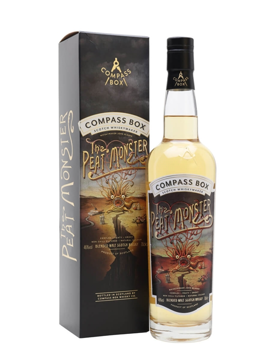 Compass Box The Peat Monster The Whisky Exchange