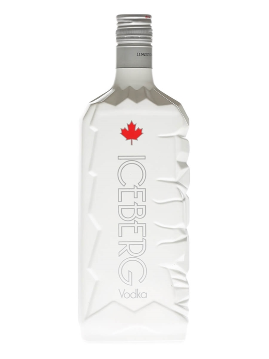 Iceberg Vodka Superior White Edition Buy From Worlds