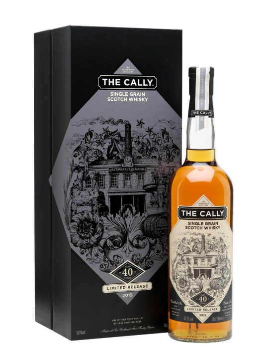 Caledonian 'The Cally' 1974 / 40 Year Old / Special Releases