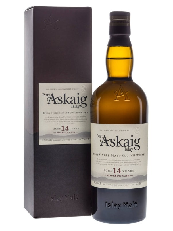 Port Askaig 14 Year Old / Bourbon Cask