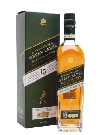 Image result for johnnie walker green label price