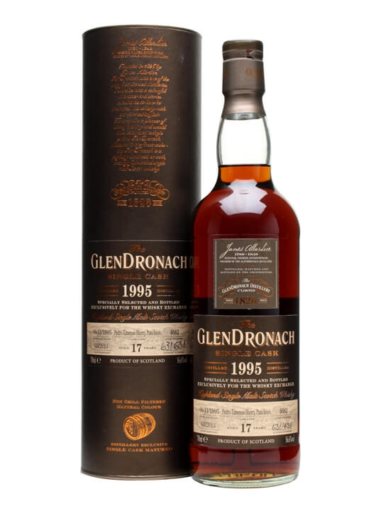GlenDronach 1995 at The Whisky Exchange