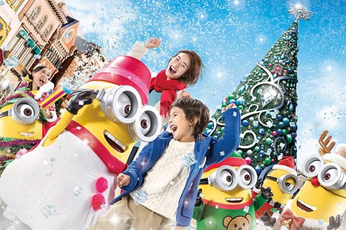【冬季限定】2021日本大阪環球影城水晶聖誕特別活動