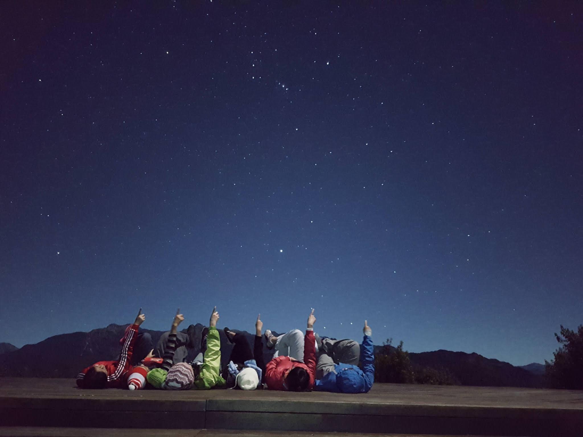 【2020阿里山賞楓】冬夜星團季天文營:觀星、賞楓、雲海一次看好看滿!