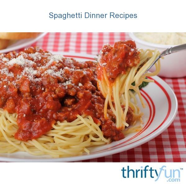 Quick Fun Dinner Recipes