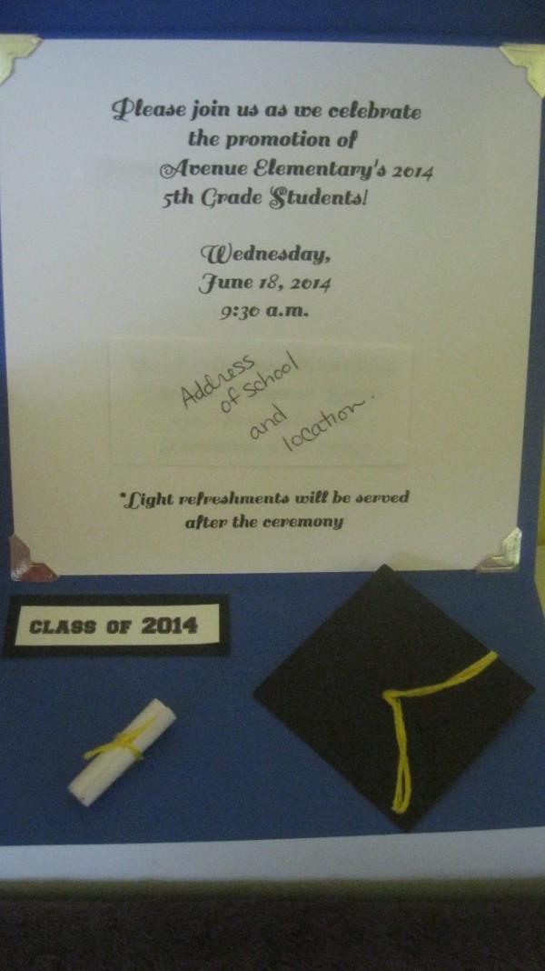 Pretty Graduation Announcements