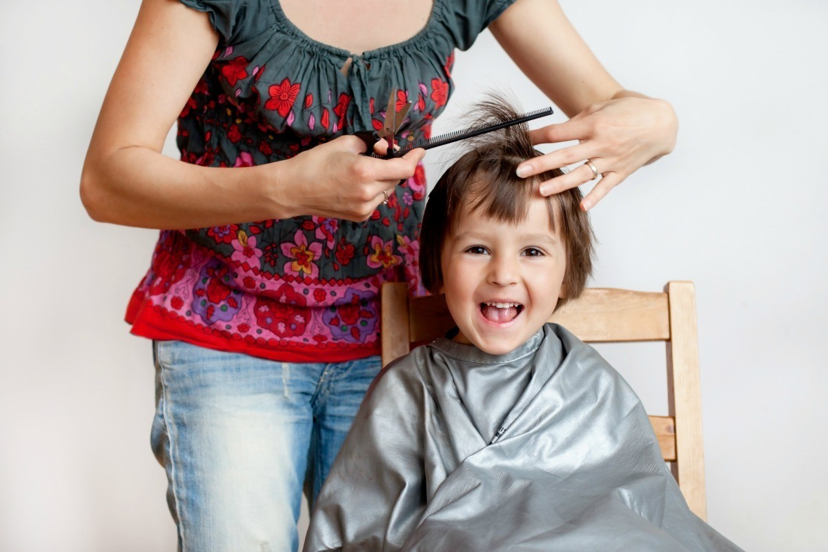 Cutting Your Kids Hair