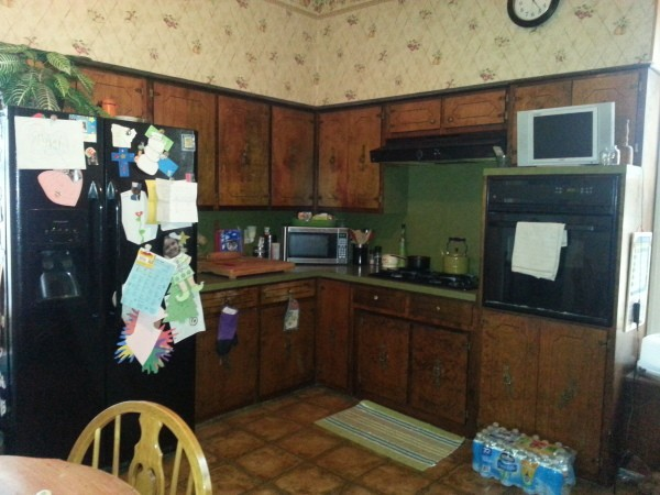 Kitchen Cabinet Paint Color Advice Thriftyfun