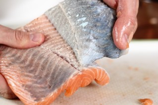 How to Remove Salmon Skin | ThriftyFun