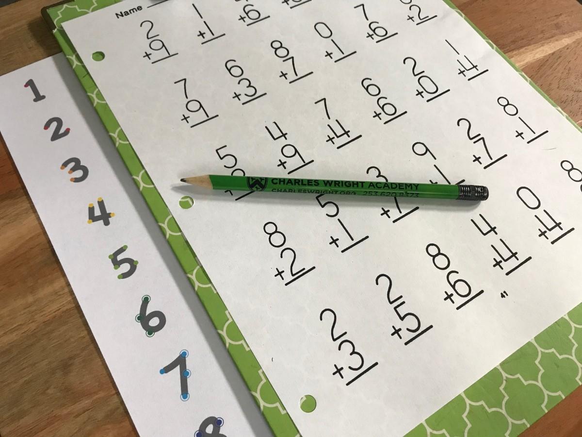 Diy Touchpoint Math Key
