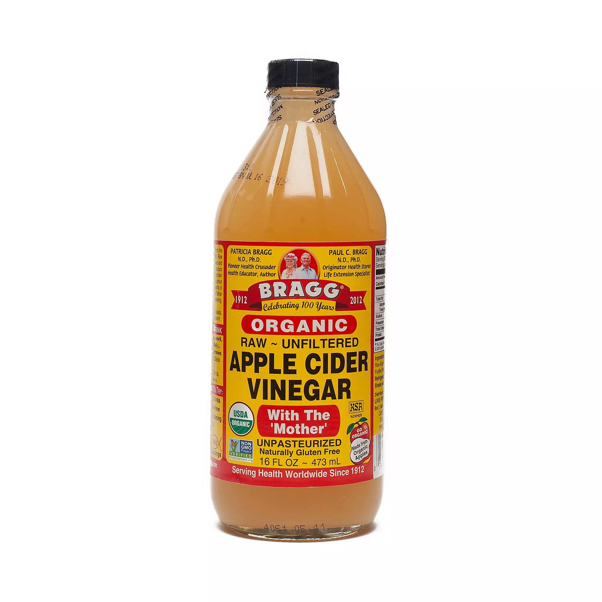 Apple Vinegar Sauce Bbq Cider