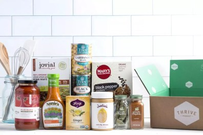 Thrive Market Box Items