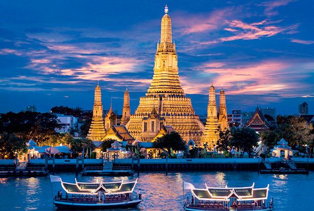 Тур в Бангкок. Таиланд.
