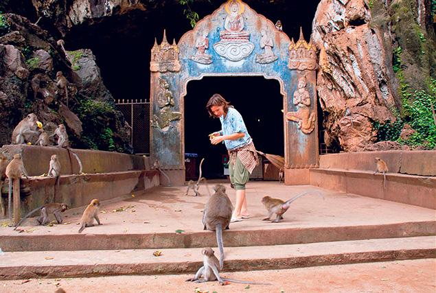 Провинция Пханг Нга & рафтинг. Храм Suwankuha  (Monkey Cave)