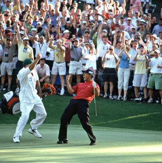 tiger 2005 masters
