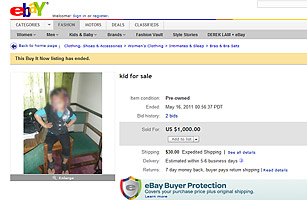 Mom Tries to Sell Kids on eBay - The Top 10 Everything of 2011 - TIME