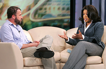 James Frey Oprah Winfrey