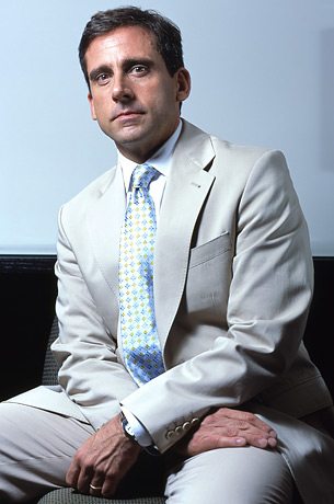 Steve Carell in Time