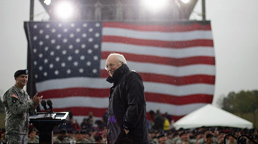 As Dick Cheney Prepares to Depart, His Mystery Lingers